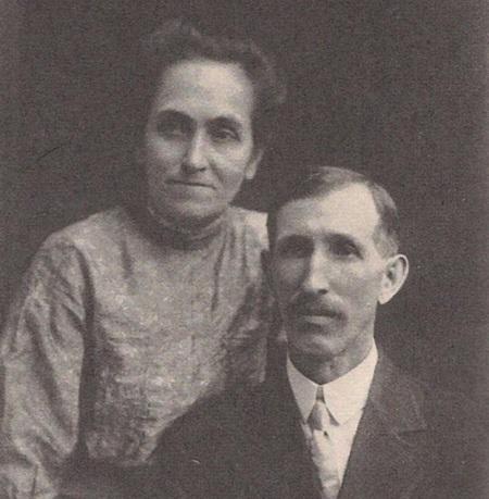 Родители Уолта — Элиас и Флора Дисней